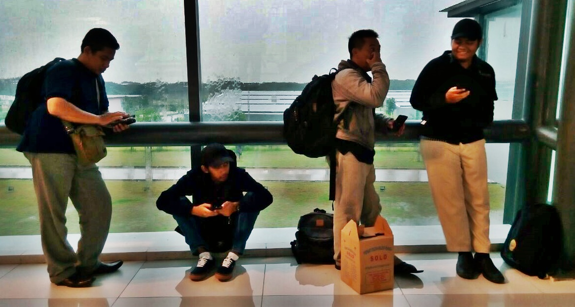 Tim IT Universitas Ahmad Dahlan, sukseskan Tanwir Muhammadiyah 2017 Ambon